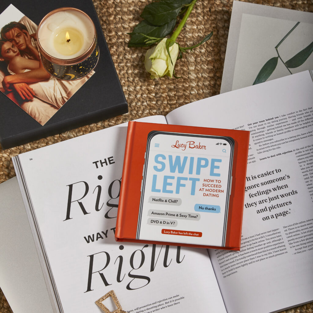 Swipe Left dating advice book