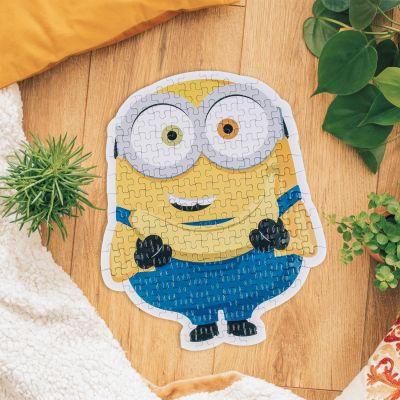 Minions Jigsaw Puzzle in a Tube