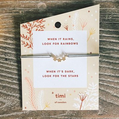 Timi Of Sweden Look for Rainbows Bracelet Gift Card