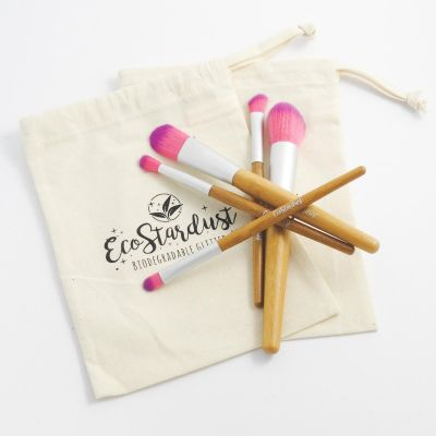 EcoStardust Bamboo Glitter Brush Set