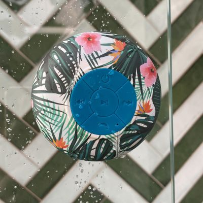 Legami Singing in the Shower Speaker – Tropical
