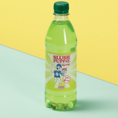 Slush Puppie Lime Syrup