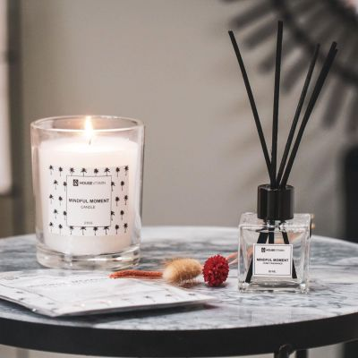 'Mindful Moment' Candle & Diffuser Gift Set