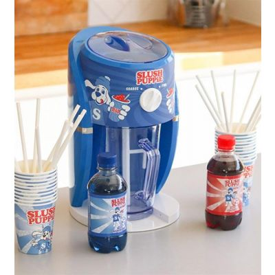 Slush Puppie Slushie Maker Set