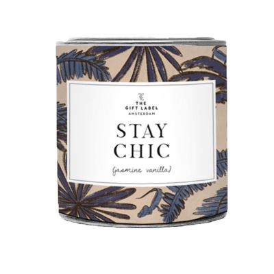 Stay Chic Candle