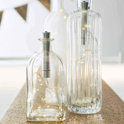 Talking Tables Boho LED Bottle Lights