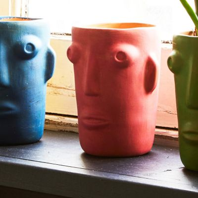 Pink Cabeza Face Planter