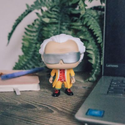 Funko! POP Movies: Back to the Future - Doc 2015