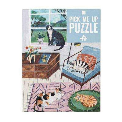 Talking Tables Pick Me Up Cat Jigsaw Puzzle