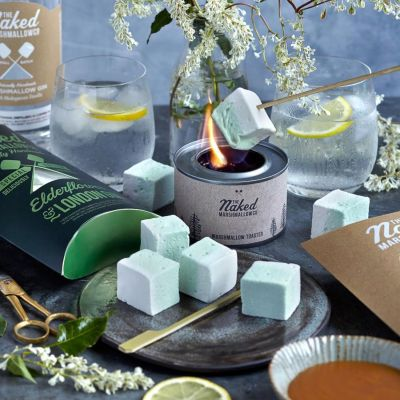 Gin Lovers Marshmallow Gift Set