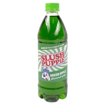Slush Puppie Green Apple Syrup