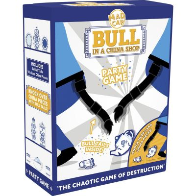 Bull In A China Shop Game