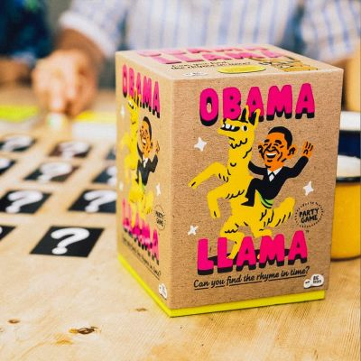 Big Potato Games Obama Llama 2