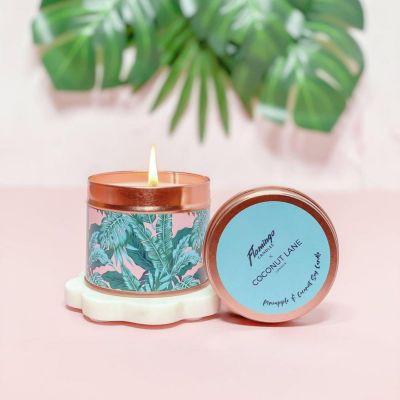 Coconut Lane Palm Candle