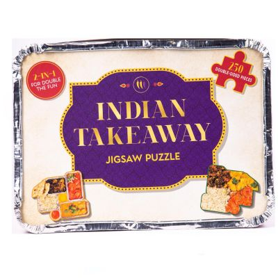 Curry Takeaway Jigsaw Puzzle