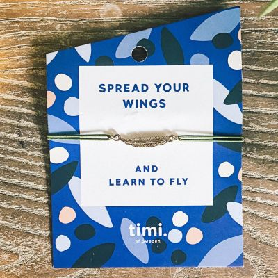 Timi Of Sweden Spread Your Wings Bracelet Gift Card