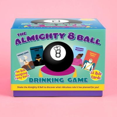 The Almighty 8 Ball Game