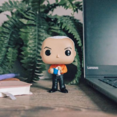Funko! POP TV: Friends - Gunther with Chase