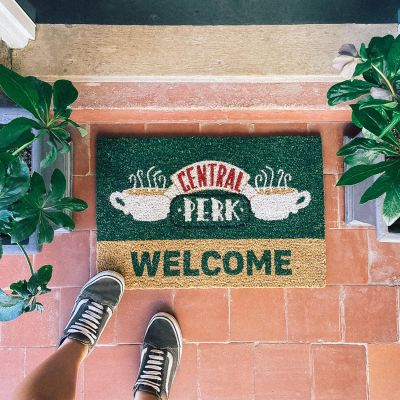 Friends Central Perk Doormat