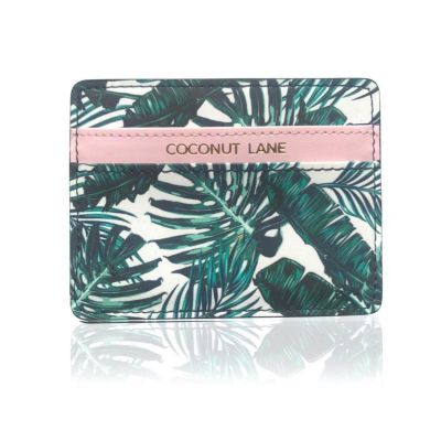 Coconut Lane Palm Card Case