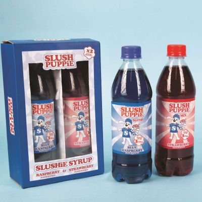 Slush Puppie Syrup Duo Syrup Gift Set