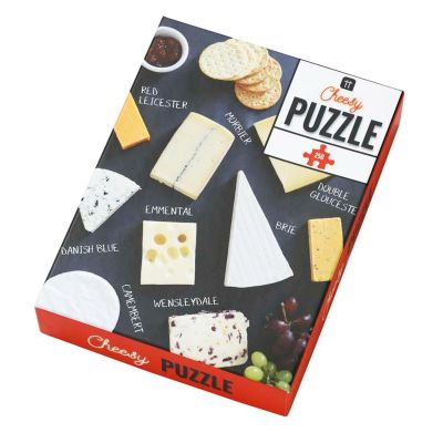 Talking Tables Cheese Jigsaw Puzzle