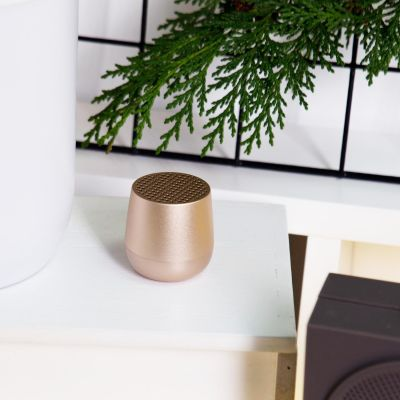 Lexon Mino Bluetooth Speaker – Gold
