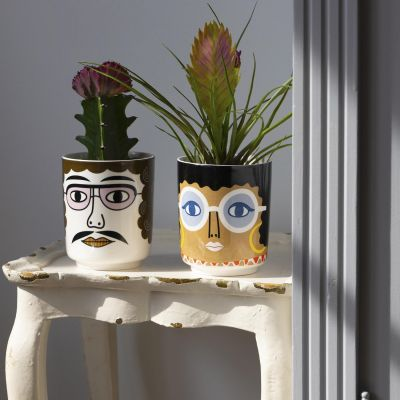 Pablo Ceramic Jar/Planter