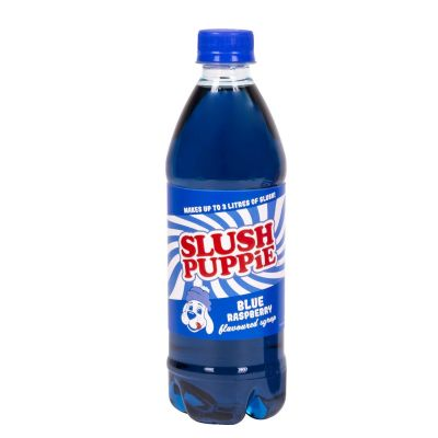 Slush Puppie Blue Raspberry Syrup