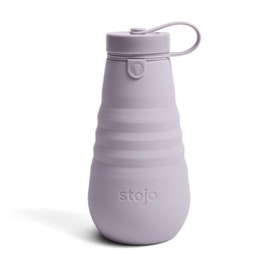 Stojo 20oz/560ml Lilac Collapsible Bottle