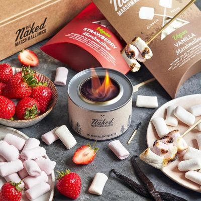 Vegan Marshmallow Toasting Gift Set