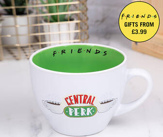 25% off Selected Friends Gifts