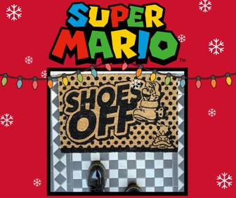 25% OFF MARIO GIFTS!