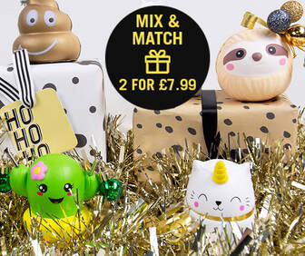 MIX & MATCH STOCKING FILLERS!