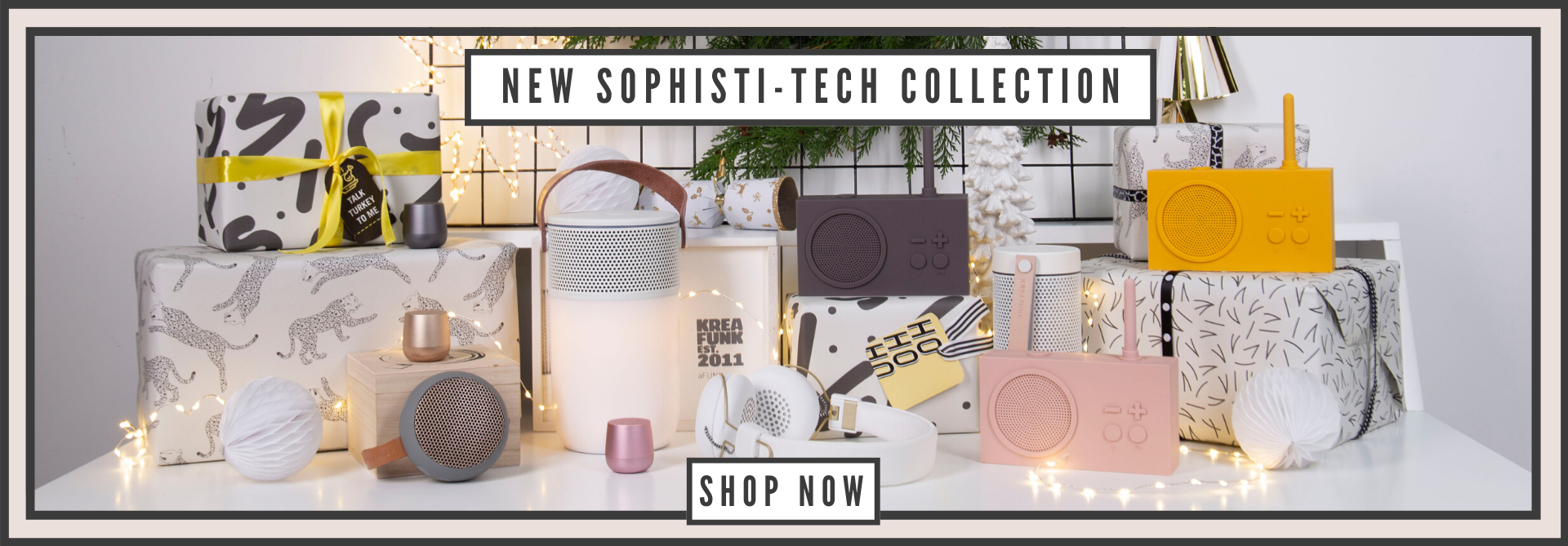 Speakers & Headphones Tech Gifts For Christmas